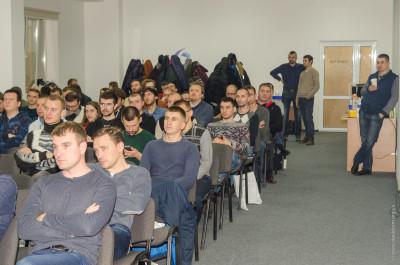 Сталевий бубен - XIII (2017-11-18)